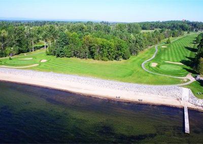 Our Shoreline on Lake Champlain