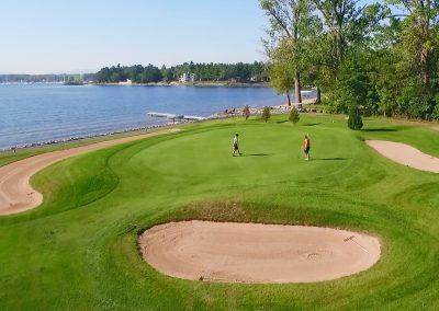 The 5th Green & Lake Champlain