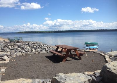 Our Lake View Picnic Area